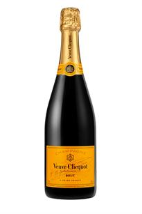Veuve Clicquot Champagne Brut Yellow Label 750ml